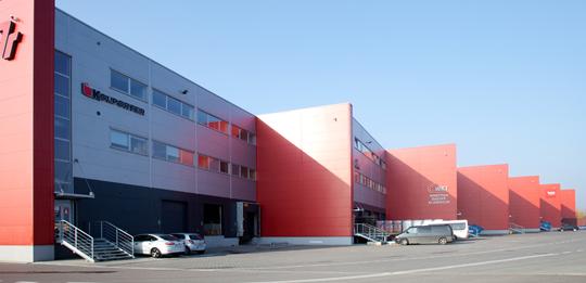 Gdańsk-Kowale Distribution Centre